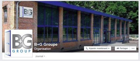 Facebook B+G Groupe